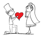 svatební klipy