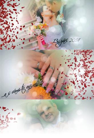 Svatební slideshow